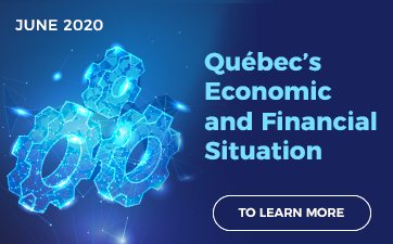 Québec's economic and financial situation